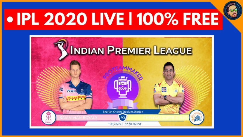How to watch IPl online free