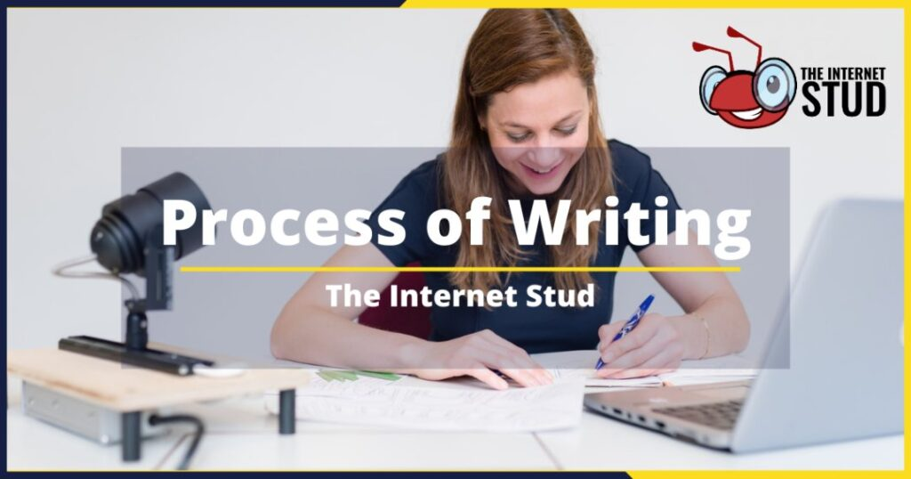 Process of writing first blog