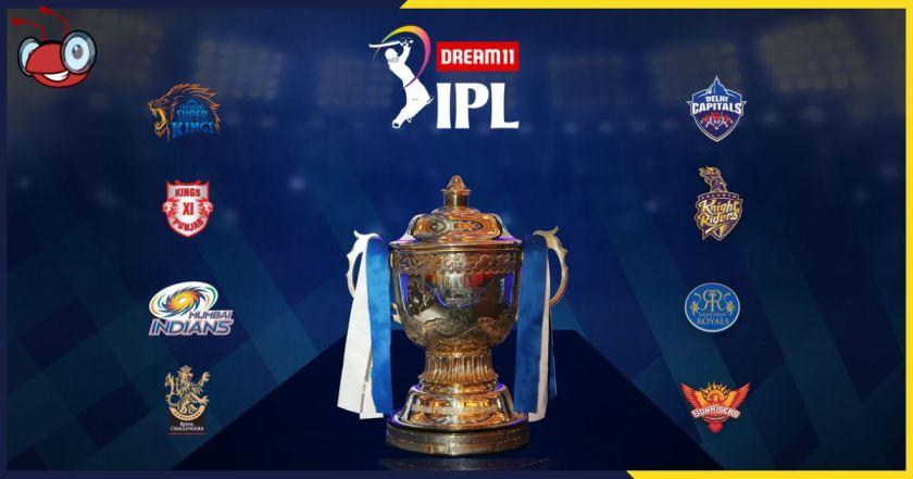 Dream11 is title sponsor on IPL 2020