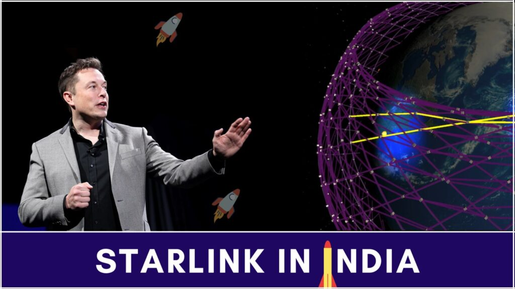 Starlink in india