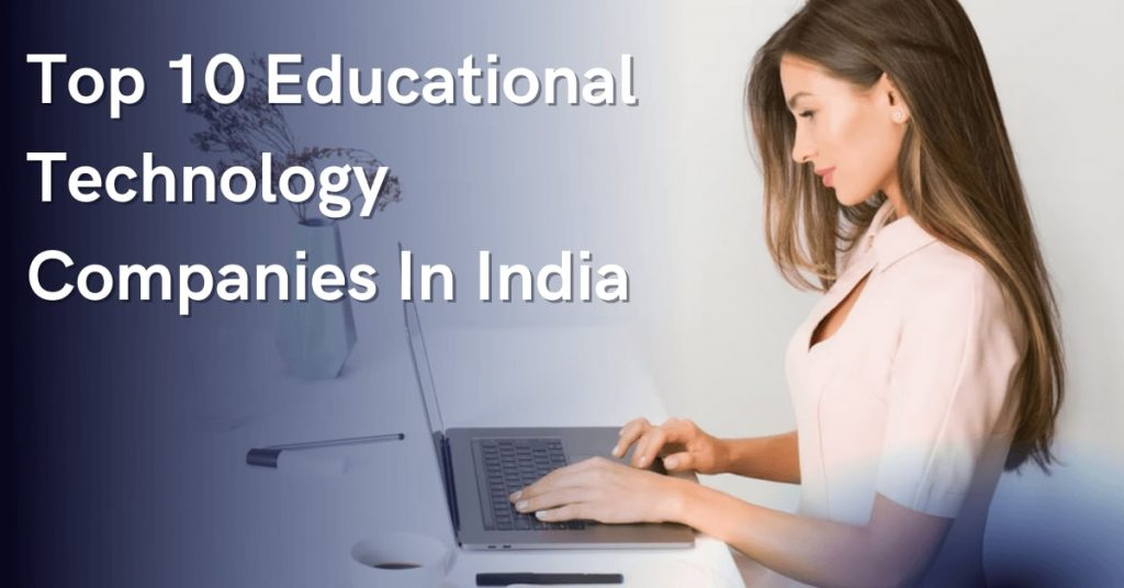 Top 10 educational companies in India