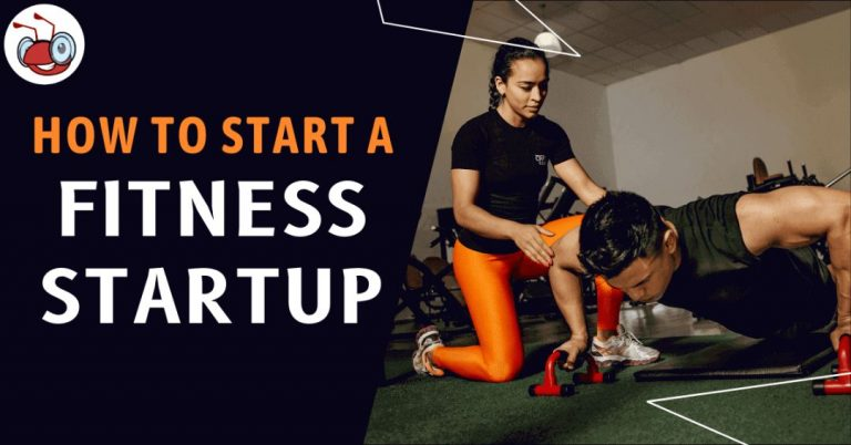 How to start a fitness startup
